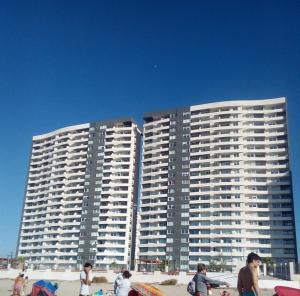 Playa Herradura Dpto B Horizonte, Апартаменты  Кокимбо - big - 12