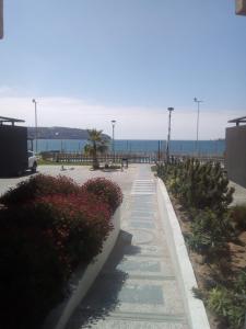 Playa Herradura Dpto B Horizonte, Апартаменты  Кокимбо - big - 8
