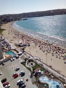 Playa Herradura Dpto B Horizonte, Апартаменты  Кокимбо - big - 4