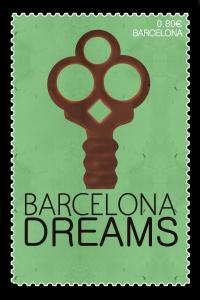 Bd, Проживание в семье  Барселона - big - 188