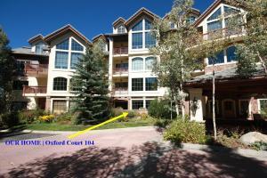 Oxford Court #104, Апартаменты  Beaver Creek - big - 37