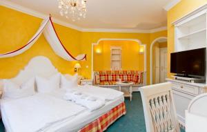 Wittelsbacher Hof Swiss Quality Hotel, Hotely  Garmisch-Partenkirchen - big - 7