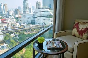 King or Double Room with Deluxe Park View