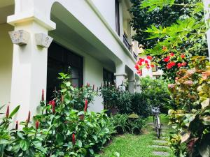 Pearl Paradise Villa Danang, Villas  Da Nang - big - 25