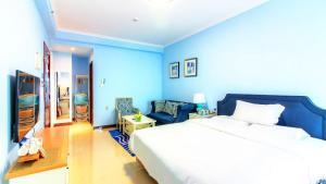 Guangzhou Bin Ke International Apartment Pazhou Branch, Apartmány  Kanton - big - 23