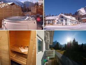 Chalet Danninger, Alpesi faházak  Ehrwald - big - 1