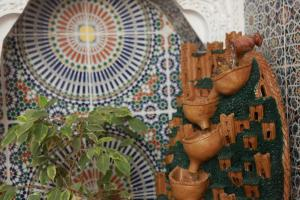 Ryad Bab Berdaine, Riads  Meknès - big - 42