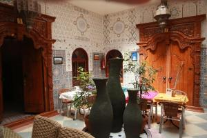 Ryad Bab Berdaine, Riads  Meknès - big - 60