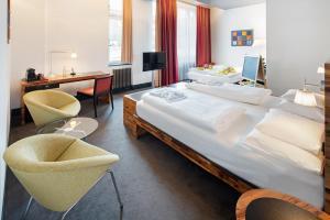 Mövenpick Hotel Berlin Am Potsdamer Platz, Szállodák  Berlin - big - 8