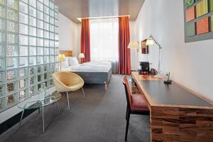 Mövenpick Hotel Berlin Am Potsdamer Platz, Szállodák  Berlin - big - 5