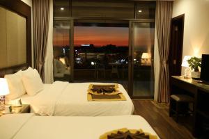 Moc Tra Hotel Tuan Chau Hạ Long, Отели  Халонг - big - 23