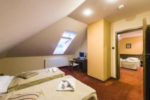 Dziki Potok Konferencje Grill & Prestige SPA, Hotely  Karpacz - big - 17