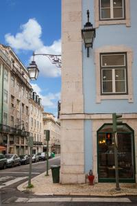 Casas da Baixa - Jules & Madeleine, Appartamenti  Lisbona - big - 153
