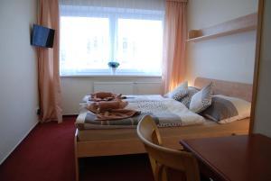 Hotel Churáňov, Отели  Стахи - big - 14