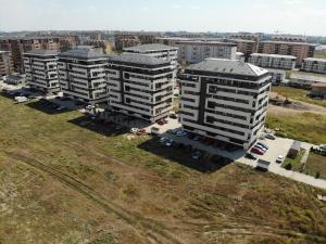 Luxury Two Room Apartment Residence Militari M3, Ferienwohnungen  Bukarest - big - 5