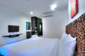 BS Residence Suvarnabhumi, Отели  Лат-Крабанг - big - 20