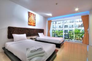 BS Residence Suvarnabhumi, Отели  Лат-Крабанг - big - 12