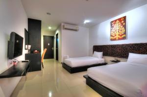BS Residence Suvarnabhumi, Отели  Лат-Крабанг - big - 11