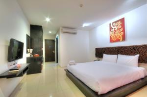 BS Residence Suvarnabhumi, Отели  Лат-Крабанг - big - 19