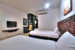 BS Residence Suvarnabhumi, Отели  Лат-Крабанг - big - 8