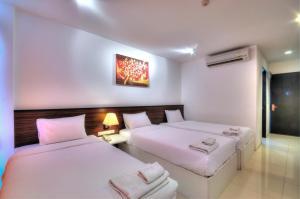 BS Residence Suvarnabhumi, Отели  Лат-Крабанг - big - 6