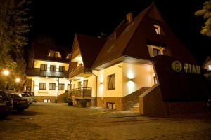 Ośrodek Hotelarski Fian, Penzióny  Zakopané - big - 84