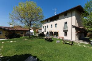 Albergo Da Nando, Hotely  Mortegliano - big - 17