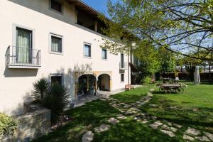 Albergo Da Nando, Hotely  Mortegliano - big - 15
