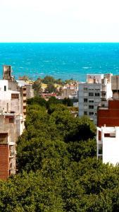 Elegante Apartamento en Century Tower, Apartmanok  Montevideo - big - 6