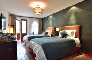 Jingshan Garden Hotel, Hotels  Peking - big - 8