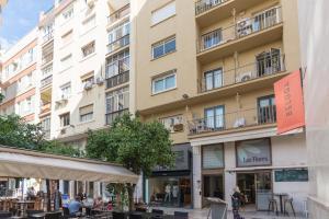 Marques de Larios Plaza Las Flores, Apartmány  Málaga - big - 15