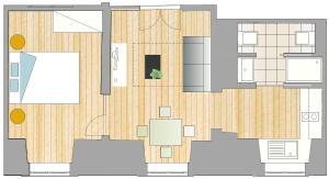 Casas da Baixa - Jules & Madeleine, Appartamenti  Lisbona - big - 30