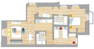 Casas da Baixa - Jules & Madeleine, Appartamenti  Lisbona - big - 29