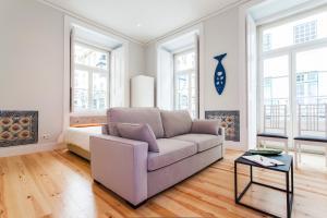 Casas da Baixa - Jules & Madeleine, Appartamenti  Lisbona - big - 78