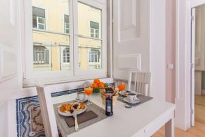 Casas da Baixa - Jules & Madeleine, Appartamenti  Lisbona - big - 22
