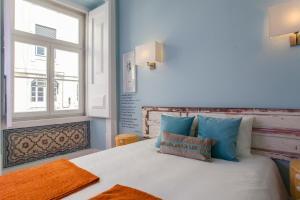 Casas da Baixa - Jules & Madeleine, Appartamenti  Lisbona - big - 54