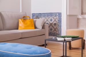 Casas da Baixa - Jules & Madeleine, Appartamenti  Lisbona - big - 18
