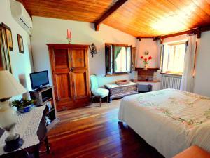 Villa La Selva, Villák  Quadro Vecchio - big - 49