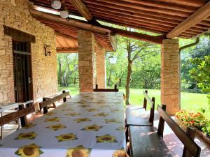 Villa La Selva, Villák  Quadro Vecchio - big - 42