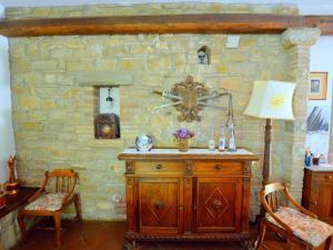 Villa La Selva, Villák  Quadro Vecchio - big - 23