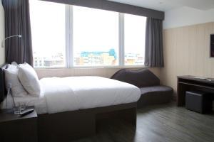 The Z Hotel Liverpool, Отели  Ливерпуль - big - 3