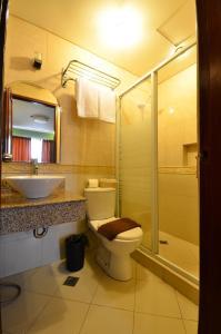 Fernandina 88 Suites Hotel, Szállodák  Manila - big - 4