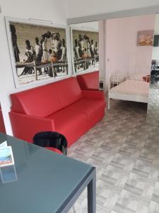 Appartement Villa Angelina, Апартаменты  Гримо - big - 114