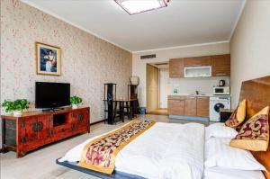 Beijing Yinxingshu Apartment, Apartmány  Peking - big - 16