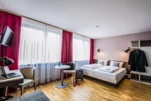 JUFA Hotel Königswinter/Bonn, Отели  Кёнигсвинтер - big - 13