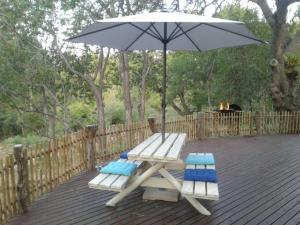Blyde River Cabin Guesthouse, Penziony  Hoedspruit - big - 26