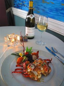 Bouchard Restaurant & Inn, Penziony – hostince  Newport - big - 134