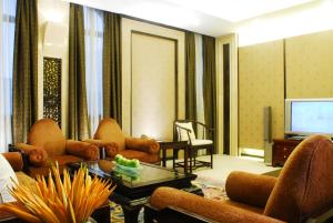 Grand Mercure Xian On Renmin Square, Hotels  Xi'an - big - 14