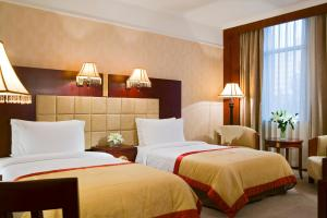 Grand Mercure Xian On Renmin Square, Hotels  Xi'an - big - 2