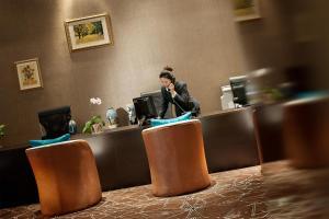 Wyndham Grand Qingdao, Hotels  Huangdao - big - 16